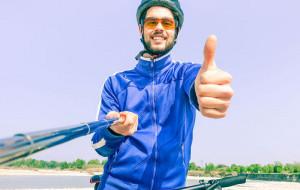 Czym robić zdjęcia na wycieczce rowerowej?