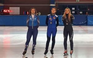 Sport Talent: Julia Krutysza. Short track czyli fascynująca prędkość na łyżwach