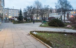 Gdynia: walka o zmianę skweru przy VI LO
