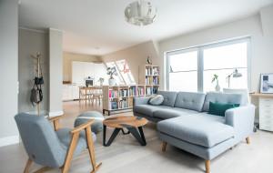Jak oni mieszkają: ład i geometryczne formy w Gdyni