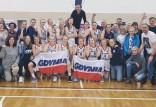 Koszykarki VBW GTK Gdynia mistrzyniami Polski do lat 22