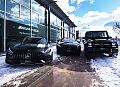 Trzy wyjątkowe Mercedesy warte 2,8 mln zł