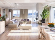 Jak oni mieszkają: dwupoziomowe mieszkanie na obrzeżach Gdyni