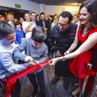 Uroczyste otwarcie Casa Cubeddu Ristorante w Gdyni