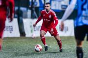 Bałtyk Gdynia wznowi rozgrywki piłkarskiej III ligi bez opóźnienia. W sobotę zagra w Kaliszu