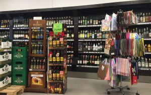 Galeria Metropolia jest dworcem, ale nadal można tam kupić alkohol
