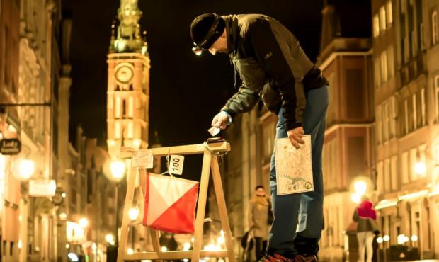 Nocny Sztubak poznaje Gdańsk. Zabawy z mapą