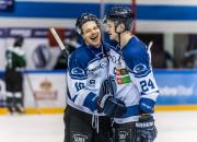 MH Automatyka utrzymała się w hokejowej elicie. Jakub Stasiewicz zapewnił wygraną w dogrywce
