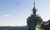 Kanadyjska fregata rakietowa zawinęła do Gdyni