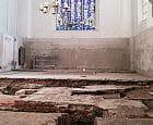 Ponad 300-letnie krypty odkryto w kościele św. Józefa