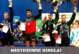 Życiowe sukcesy tenisisty stołowego Unii AZS AWFiS Gdańsk. Marek Badowski wygrał Polish Open U-21