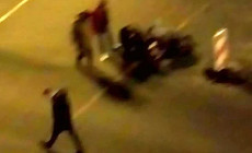 Uczestnicy nocnej bójki przed dworcem w Gdyni zatrzymani