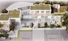 Gdynia zmienia plan, by zbudować centrum sąsiedzkie na Witominie