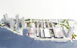 Stocznia Cesarska: wizja architektów z Włoch