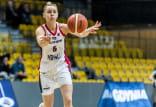 Basket 90 Gdynia rozgromił Ostrovię 88:55. Zmienniczki dostały więcej minut