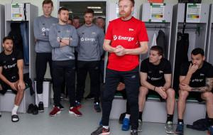 Czy piłkarze Lechii Gdańsk potrzebują psychologa? Piotr Stokowiec: Temat na później