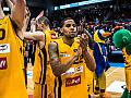 Trefl Sopot górą nad Asseco Gdynia w derbach koszykarzy. Słaby mecz, żółto-czarni bliżej play-off