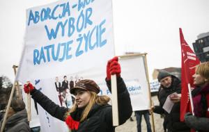 Czarny piątek w Trójmieście. Protesty w Gdańsku i Gdyni