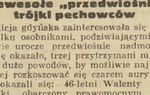 Gdyńska wiosna Szlamy Miotełki i jego kompanii