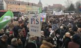 Kobiety protestowały w Trójmieście