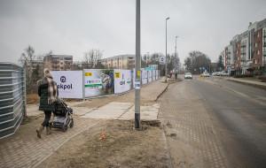 Likwidacja zatoki autobusowej na Myśliwskiej