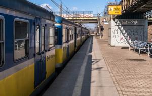 Problemy ze znalezieniem wykonawców remontów peronów SKM w Gdyni