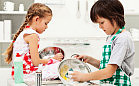 """""""Mamo, sam to zrobię"""", czyli jakie domowe obowiązki są dla dzieci"""