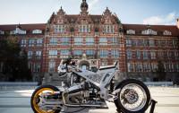 Watkins M001 - motocykl zbudowany przez naukowca z Politechniki Gdańskiej zachwyca świat