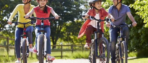 Spędź majówkę na rowerze