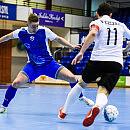 Futsal: Kluczowe mecze dla utrzymania AZS UG i Politechniki Gdańsk