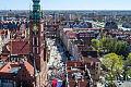 Pod Neptunem odbyła się manifestacja przeciwko nacjonalizmowi