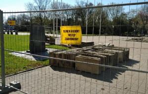 Ogrodzony Skwer Kościuszki. Rusza budowa Pomnika Polski Morskiej