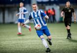 Piłkarze Bałtyku Gdynia w Świeciu zdali ważny test. Kolejne bramki Mateusza Kuzimskiego