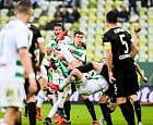 Lechia Gdańsk - Cracovia 0:0. Formy z derbów nie było
