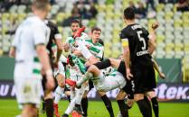 Lechia Gdańsk - Cracovia 0:0. Formy z...