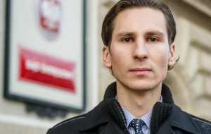Kacper Płażyński kandydatem PiS na prezydenta Gdańska