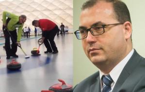 Andrzej Jaworski prezesem Polskiego Związku Curlingu