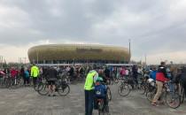 Cykliści uczcili drugą rocznicę otwarcia...