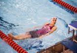 Sport Talent: Zuzanna Herasimowicz. Urodzona w pływackim czepku