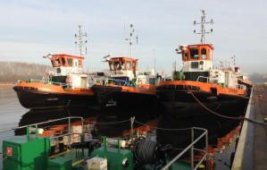 Remontowa Shipbuilding zbuduje lodołamacze dla Szczecina