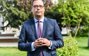 Marcin Strzelczyk kandydatem SLD na prezydenta Gdyni