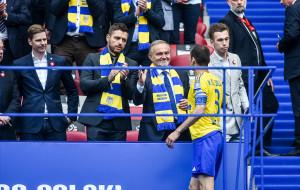 Arka Gdynia po porażce w finale Pucharu Polski. Adam Marciniak: Nie ma co robić stypy