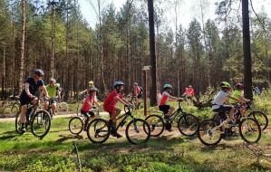 Rodzinnie rowerem w Dolinie Wdy