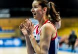 Kristine Vitola Ligowcem Kwietnia. Tytuł na pożegnanie koszykarki z Basketem 90 Gdynia