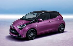 Odświeżona Toyota Aygo wkracza do gry