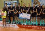 Kolejny brązowy medal siatkarzy Trefla Gdańsk. 3. miejsce młodzików w mistrzostwach Polski