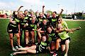 Biało-Zielone Ladies Gdańsk wróciły do wygrywania. Rugbistki na krajowej i międzynarodowej arenie