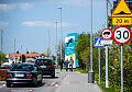 Utrudnienia na drodze z Gdańska do Sopotu
