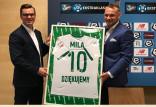 Lechia Gdańsk - Sandecja Nowy Sącz. Sebastian Mila kończy karierę. Nie zagra w sobotę