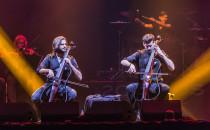 2Cellos i ich energetyczny show w Ergo Arenie